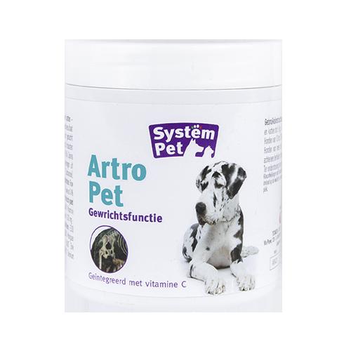 artro pet gewrichten hond